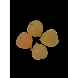 peras confitadas