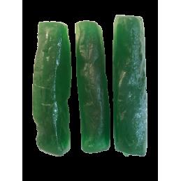 calabaza verde confitada